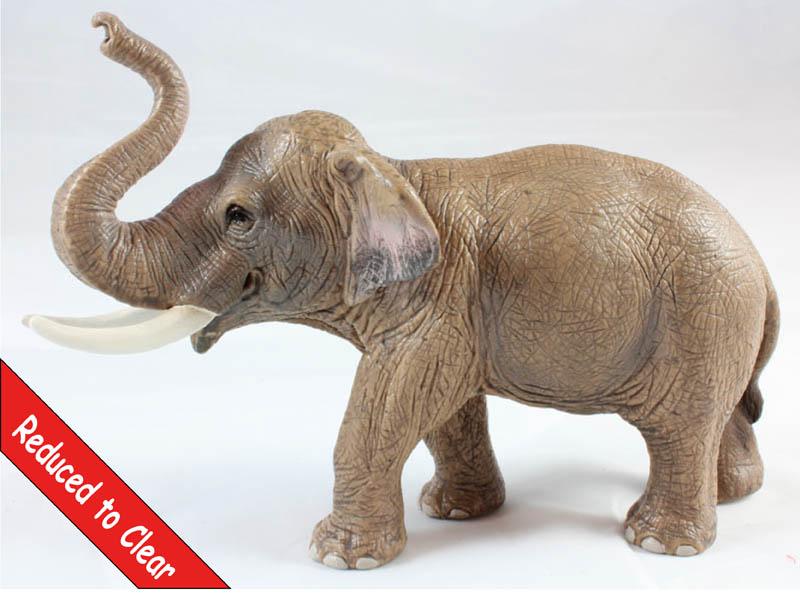 schleich large elephant figurines. Black Bedroom Furniture Sets. Home Design Ideas