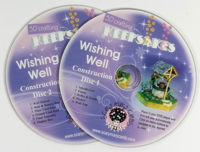 Wishing Well Construction Instructional DVD