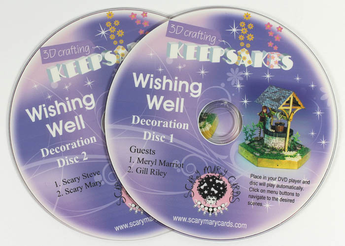 Wishing Well Decoration Instructional DVD