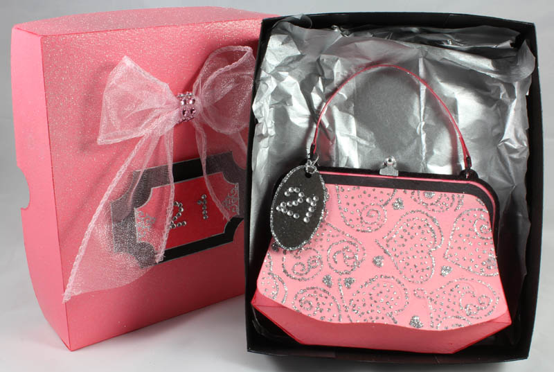 Designer Handbag Keepsake Kit Single Pack