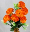 Mini Chrysanthemum Bush Orange