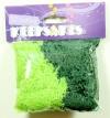 Light & Dark Green Two Tone Shredded Tissue