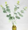 51cm Green Eucalyptus Spray