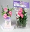 Flower Pack for New Flower Box Keepsake Kit Pink