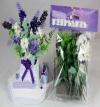 Flower Pack for New Flower Box Keepsake Kit Lavender