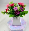 Mini Rose Flower Pack for New Flower Box Keepsake Kit Light/Dark Pink & Purple